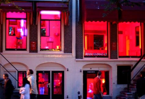 Light District by In Amsterdam With The The