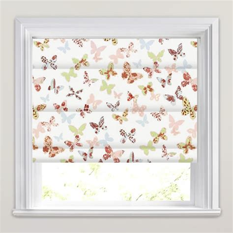 Butterfly Blinds decoupage butterfly patterned blinds luxury made to