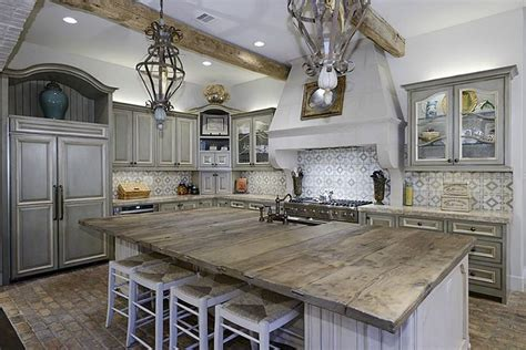 Rustic Wood Countertops Kitchen Ideas Pinterest Rustic Kitchen Countertops