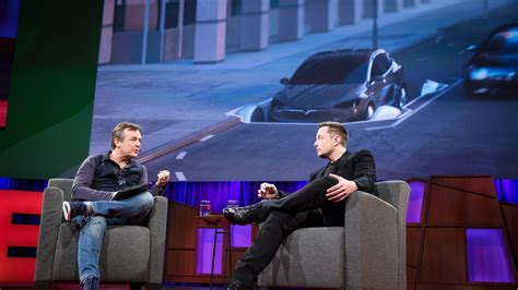 Ted Talks Tesla Elon Musk S Ted Talk Where He Describes His Plan To