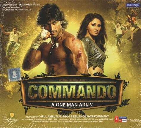 film india commando buy commando a one man army audio cd online