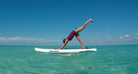 key west yoga boat stand up paddleboard yoga key west yoga at sea