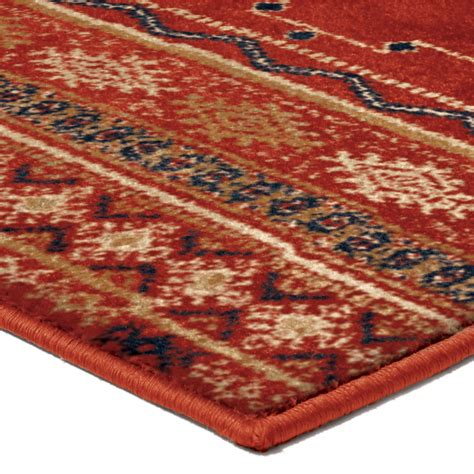 Bright Area Rug Orian Rugs Bright Color Medallion Zemmour Area Large Rug 3830 8x11 Orian Rugs
