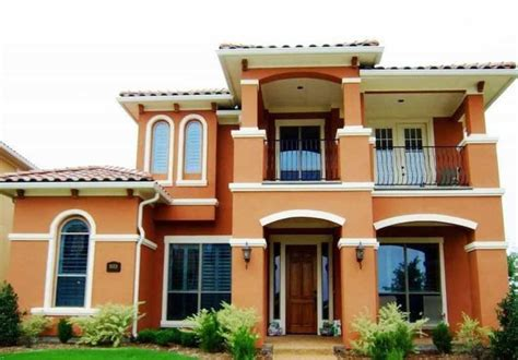 orange exterior house colors orange house exterior color choosing the right house