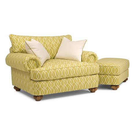 Flexsteel Patterson Sofa by Flexsteel 7321 10 Patterson Fabric Chair Without Nailhead