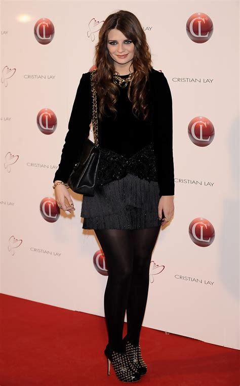 Style Mischa Barton Fabsugar Want Need 4 by Mischa Barton In Mischa Barton Attends Cristian Lay