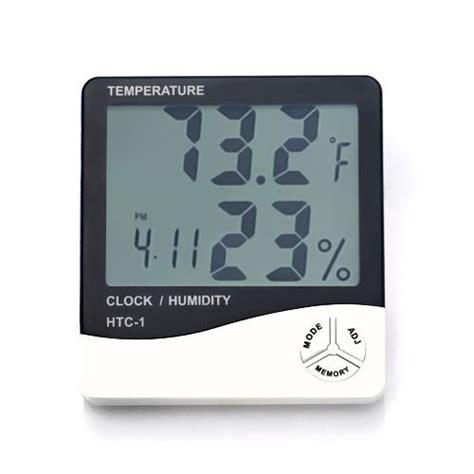 thermometer htc 1 putih generic htc 1 e digital humidity meter hygrometer