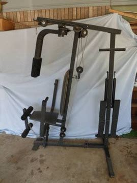120 weider home system for sale in texarkana