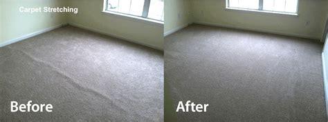 how to stretch a rug carpet