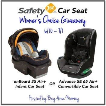 Carseat Giveaway - safety 1st car seat giveaway ends 7 1 us mama s mission