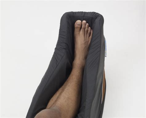 heel support boot positioning aids cushions pressure