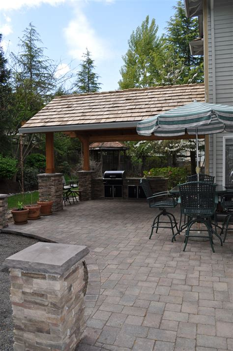 Pergolas Patio Covers And Gazebos Add Shelter And Covered Patio Roof Designs