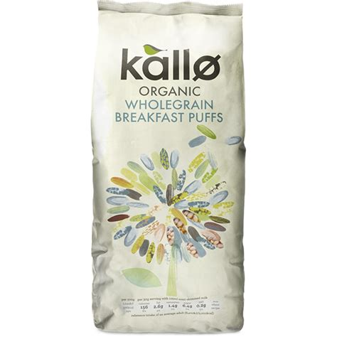 Summer Naturals Product Ethically Packaged by Kallo Puffed Rice Cereal 275g Ethical Superstore