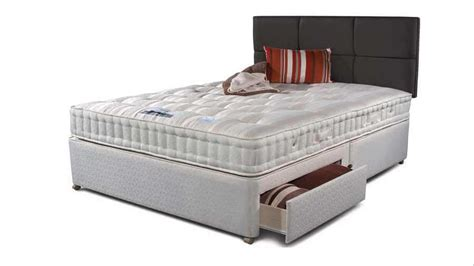 Sleepeezee Backcare 1000 Mattress by Sleepeezee Backcare Divan Set Mattress