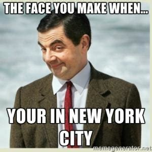 Meme New York - the face you make kappit