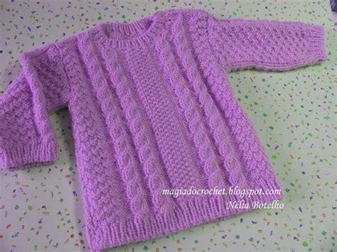 magiadocrochet blogspot magia do crochet blusa em tricot com cordas e vestidinhos