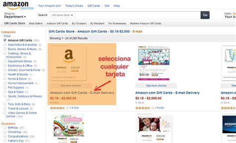Gift Card Amazon Venezuela - comprar una tarjeta de regalo amazon desde venezuela