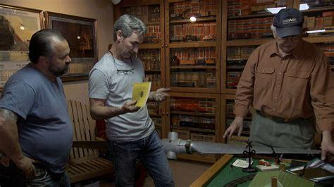 american best episode american treasures episode american pickers