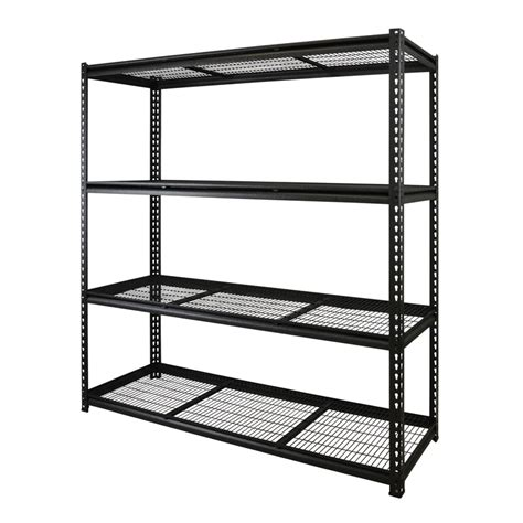1830 x 1820 x 540mm 4 tier heavy duty adjustable