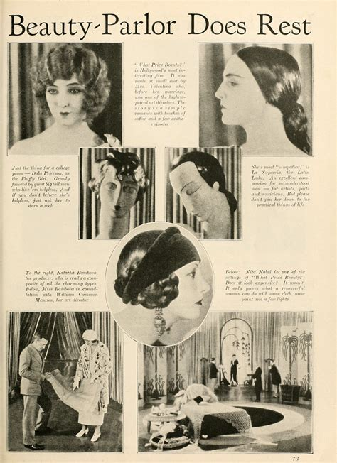 1925 hair styles the silent life in 1925 ladies now art deco hairstyles