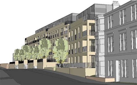 Glasgow Appartments by Cala Submits Plans For Luxury Glasgow Apartments Project