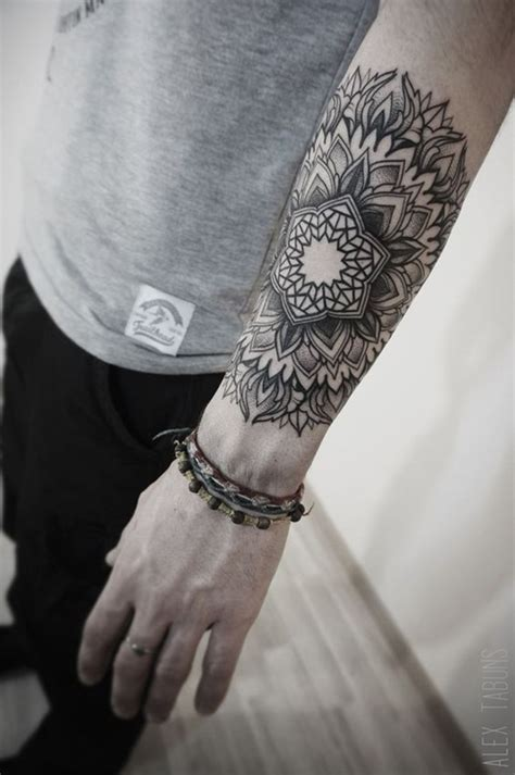 mandala tattoo man arm 100 traditional mandala tattoo designs for art lovers