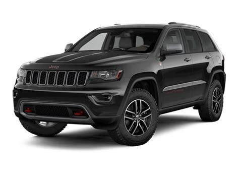 Black Jeep Suv New 2017 Jeep Grand Trailhawk 4x4 Suv For Sale