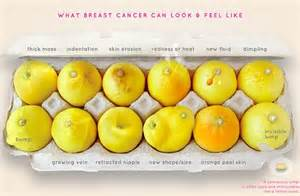 cancer du sein comment se palper gr 226 ce 224 des citrons