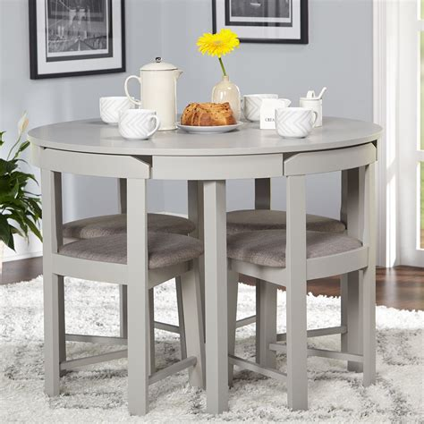 46 Small Dining Table And by For Smaller Spaces The 5 Tobey Compact