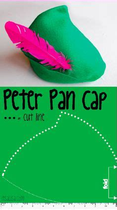 pan hat template 1000 images about pan costume on