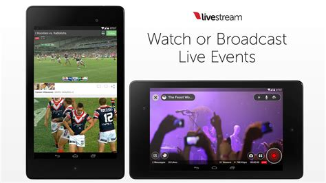 live app for android livestream apk free media android app appraw