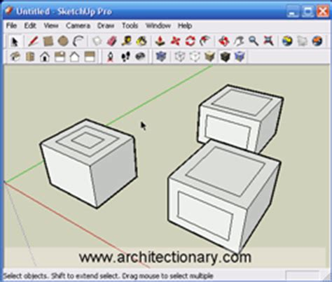 Sketchup Tutorial Pdf Download Free | image gallery sketchup tutorials