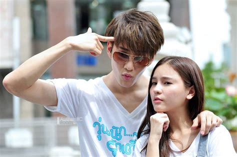 aom and mike full house mike aom in lakorn full house thai version
