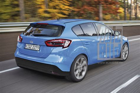 Ford Focus New Model 2018 by 2018 19 Ford Focus