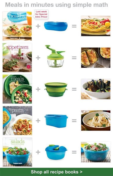 Shaker Tupperware Indonesia a healthy start recipe book 10 tupperware 174 microwave