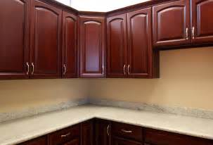 cherry oak renton cabinet and graniterenton cabinet and granite