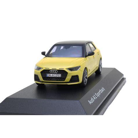 Audi A1 Gelb by Audi A1 Sportback Gb Phytongelb 1 43 Modellauto 5011801032