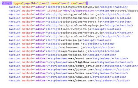 magento layout update xml add css to page ccs et magento ou trouver les fichiers css en ajouter design