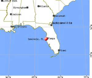 seminole florida fl 33776 profile population maps