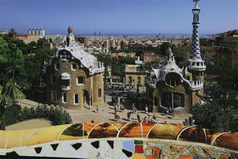 libro forgotten places barcelona and god s architect gaudi