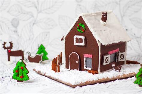 como decorar una casa de jengibre c 243 mo se hace una casa de pan de jengibre