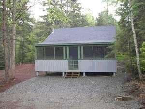Shirley Cabin Rentals by Canoe On Hodgdon Pond Seal Cove Cabin Homeaway Seal Cove