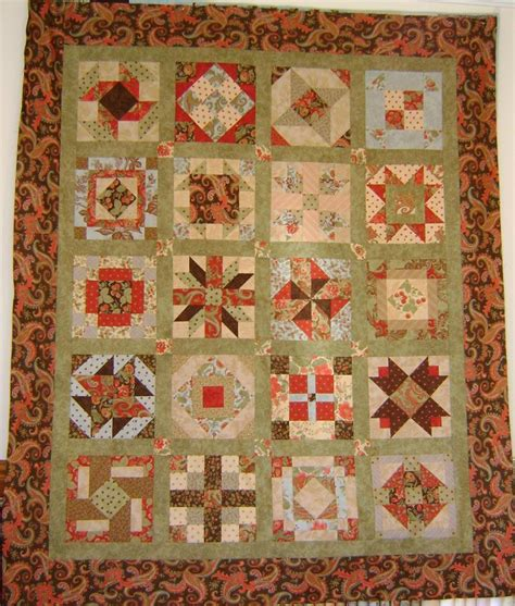 Patchwork Block Of The Month - sler quilt block of the month gum valley patchwork