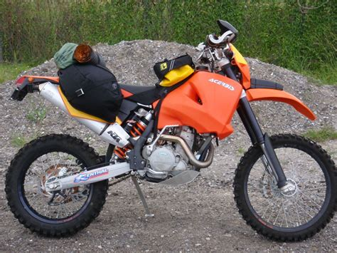 Ktm 525 Exc Reliability The World S Catalog Of Ideas
