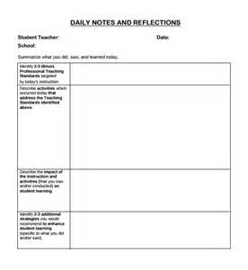 Speech Therapy Progress Notes Template by Sle Daily Note Template 9 Free Documents In Pdf Word