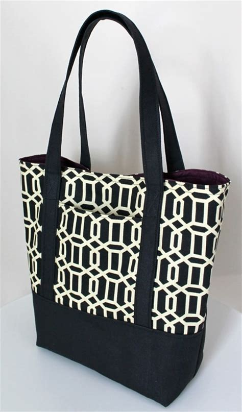 no pattern tote bag perfect tote bag sewing pattern