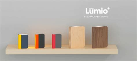 lumio book l mini livre le mini lumio plus lumio blou