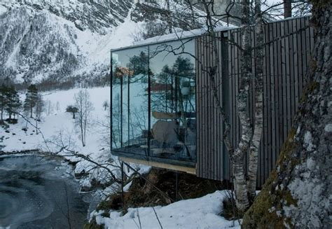 Juvet Hotel Ex Machina Juvet Landscape Hotel In Gudbrandsjuvet Norway
