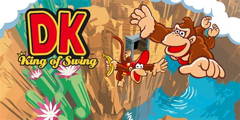 king of swing dk king of swing boy advance jeux nintendo