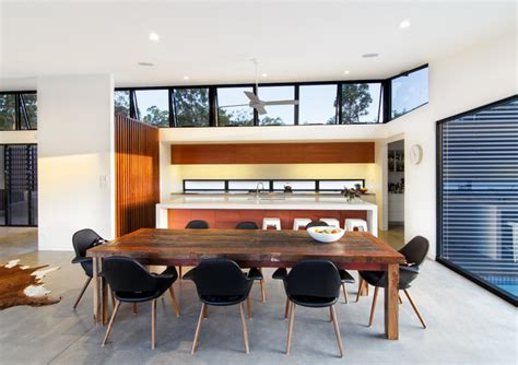 platypus furniture platypus bend house contemporary dining room